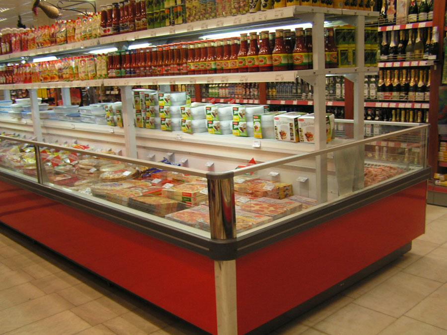 Торговые холодильные витрины б у
